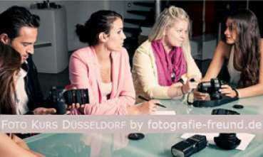 Basis Einsteiger Foto-Kurs Digitalfotografie